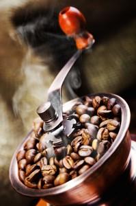Coffee Grinder LR